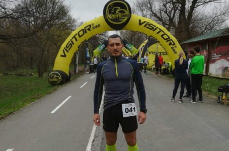 Milanovčanin Goran Golubić osvojio treće mesto na ultramaratonu na 100km