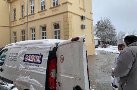 Mlekara Bodri donirala jogurt Opštoj bolnici i Domu zdravlja