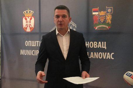 Kovačević: Trenutna epidemiološka situacija na teritoriji opštine stabilna
