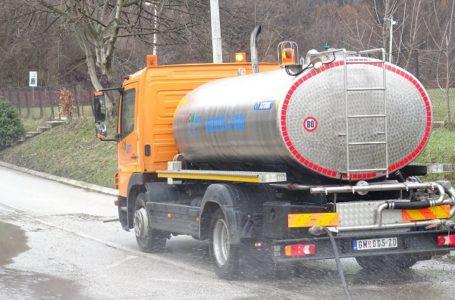 Plan pranja gradskih ulica za 20. mart