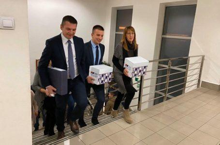 Naprednjaci u Milanovcu prvi predali izbornu listu