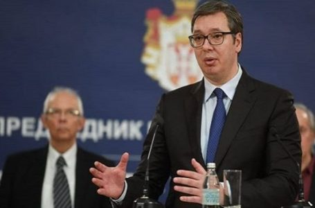 Vučić: Policijski čas od petka do ponedeljka, lekari su za to da se zabrana kretanja produži još dve nedelje…