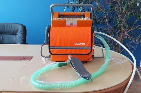 Novi mobilni respiratori za eventualne komplikacije od korone u Milanovcu