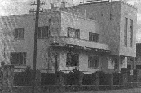 Vila porodice Tešić – graditeljsko ostvarenje Jaroslava Prhala