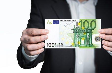 Isplata 100 evra za više od milion građana