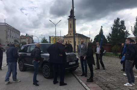 Šešelj: U G. Milanovcu nastupamo samostalno, nadamo se da posle izbora učestvujemo u lokalnoj vlasti