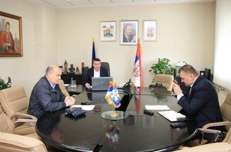 Kovačević: Za elektromrežu u Gornjem Milanovcu 520 miliona dinara