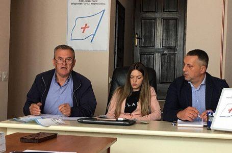 PSOGM: Infrastruktura je gorući problem u opštini Gornji Milanovac