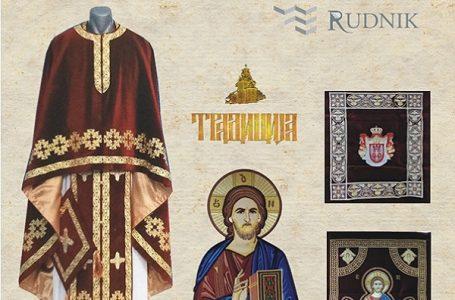 Izložba: Crkvenih utvari, mantija i odeždi
