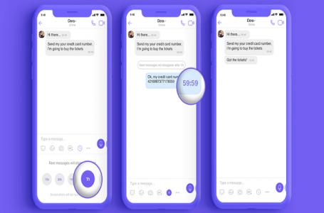 Rakuten Viber: Nestajuće poruke od sada dostupne i u Srbiji