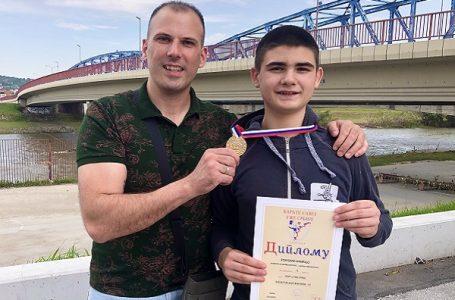 """Zlatna kadetska medalja za KK """"Milanovac"""" na Kupu uže Srbije"""