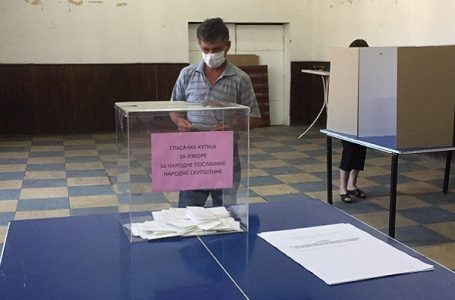 Ponavljanje izbora na dva biračka mesta u opštini Gornji Milanovac