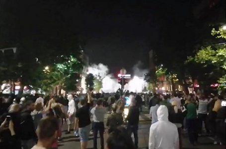 Inicijativa mladih traži od MUP i Ombudsmana istragu o upotrebi sile u Beogradu