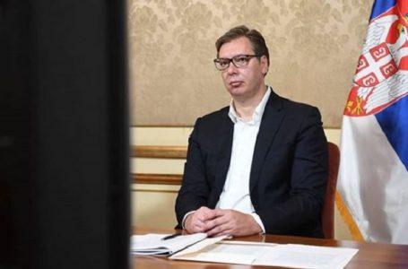 Vučić: Vlada danas uvodi nove mere, moratorijum na kredite, minimalci…