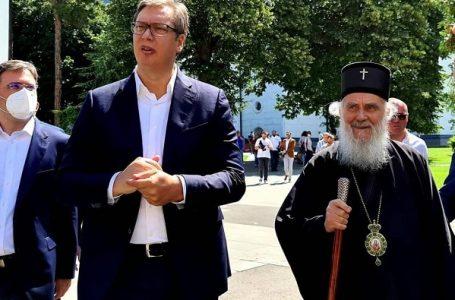 Vučić: Država je u Hram Svetog Save za tri godine uložila 43 miliona evra