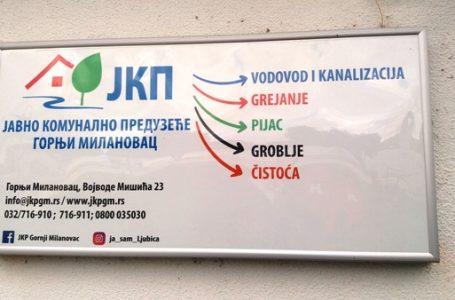 """JKP """"Gornji Milanovac"""": Praznično radno vreme za Božić"""