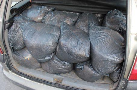 Milanovčka policija zaplenila oko 150 kg rezanog duvana