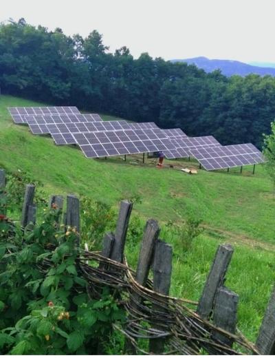Solarna elektrana Vrnčani