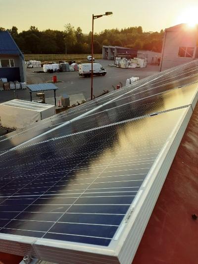 Solarna elektrana Unic Impex