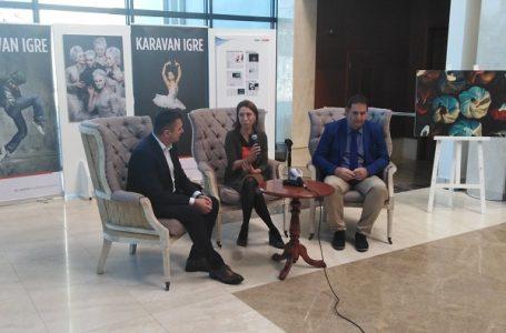 Karavan igre posetiće i Gornji Milanovac