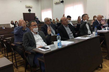 Većnici usvojili predlog Odluke o budžetu opštine Gornji Milanovac za 2021.