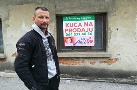 Miloš i Biljana prodaju kuću za Aniku