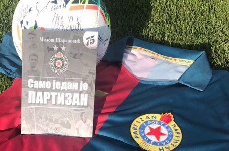 Kupljene memorabilije Partizana na licitaciji za Anikino lečenje