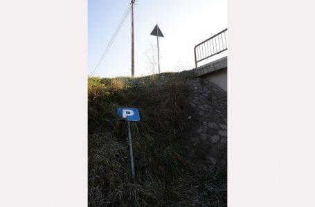 Čitalac reporter: Znak ispod mosta