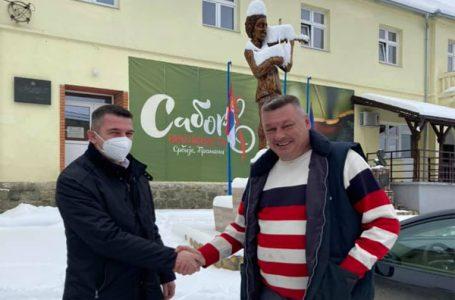 Predsednik opštine Dejan Кovačević posetio Pranjane