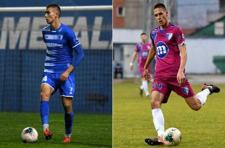 FK Metalac: Štoperski tandem za velike domete