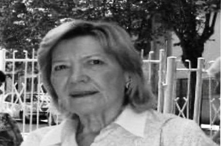 IN MEMORIAM – dr Vera Vučićević