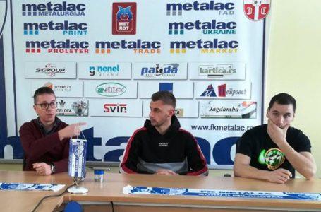 FK Metalac: Dva pojačanja za trku ka vrhu tabele