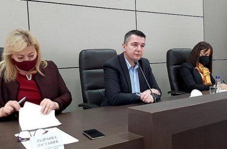 Održana osma redovna sednica Opštinskog veća opštine Gornji Milanovac