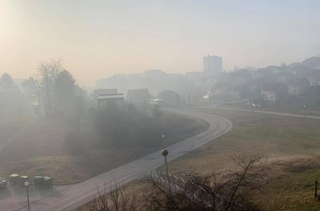 AirVisual: Milanovac ovog jutra u ljubičastom