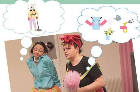 Pozorišna predstava za decu ''Caca i Daca''