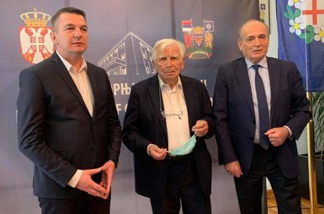 Krkobabić posetio Gornji Milanovac i predstavio program podrške razvoju zadrugarstva