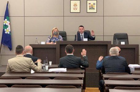 Održana 10. sednica Opštinskog veća opštine G. Milanovac