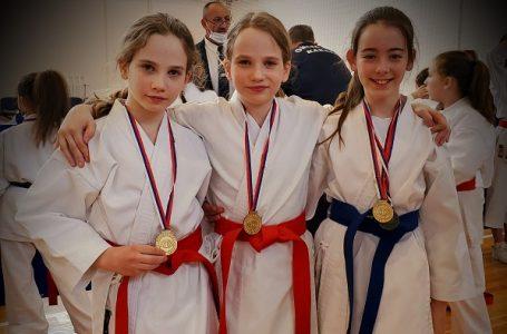 Karate: Prvenstvo regiona KSUS za decu, KK Do Kan osvojio pet medalja