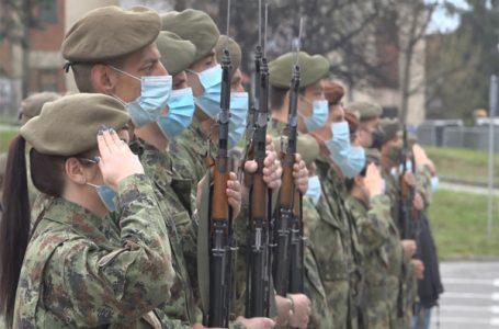 Proslavljen Dan Vojske Srbije u Milanovcu