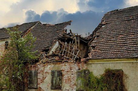 Porez se naplaćuje i za ruinirane kuće koje se ne koriste
