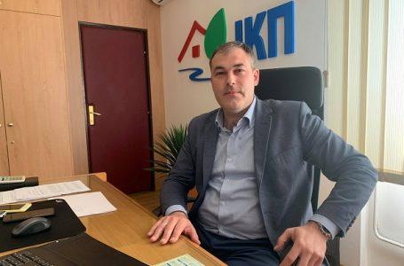 Ivan Lazić danas imenovan za direktora JKP-a