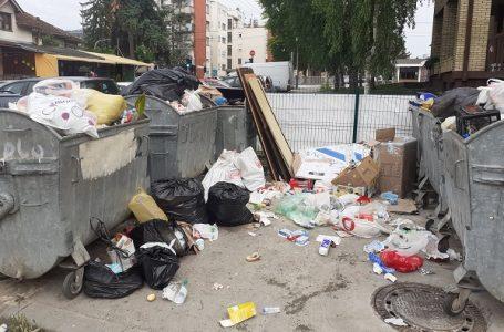 Čitalac reporter: Apel na savesno odlaganje otpada
