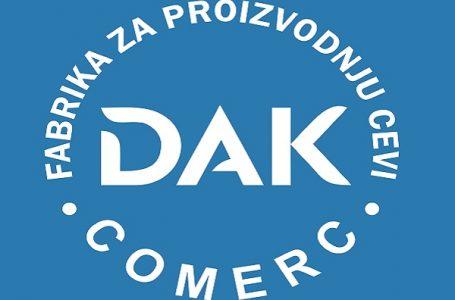 DAK Comerc d.o.o. –  Oglas za posao