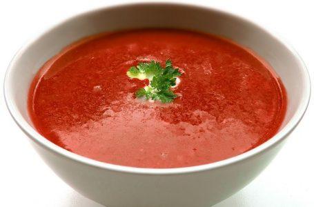 Aromatična paradajz čorba