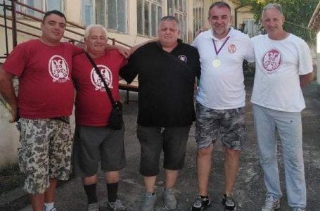 Srbobran: URVI 1991. – 1999. G. Milanovac prvo mesto u pecanju na plovak