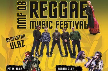 Počinje 8. Natural Mystic Reggae Festival