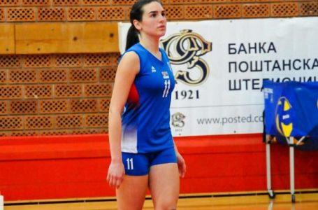 Odbojka: Devojke sve jače – stigla Anica Grujičić