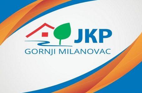 JKP: Vanredna situacija na teritoriji opštine G. Milanovac od danas – Pooštrene restrikcije vode