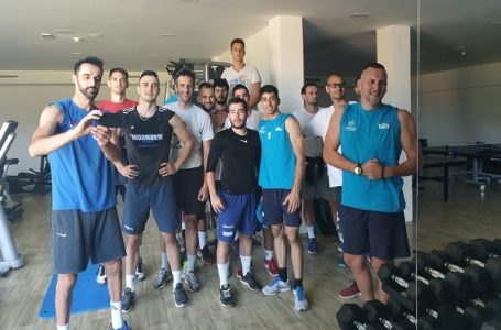 "Superligaši OK ""Metalac Takovo"" pripremali se na Kopaoniku za novu sezonu (+FOTO)"