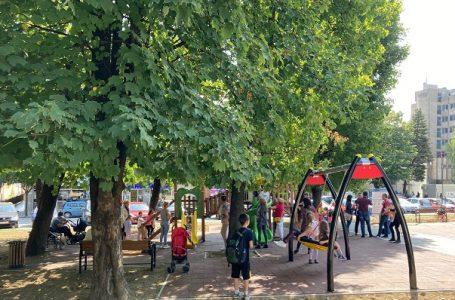 Završeno igralište u Gradskom parku